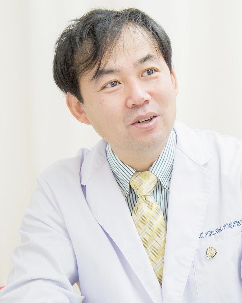 日本人向きの漢方薬を処方